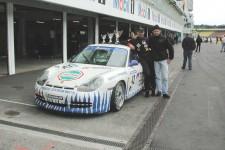 Porsche GTP Serie Hockenheimring - Hornung Motorsport