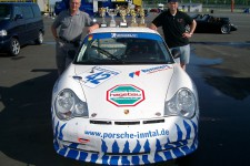 Sieger am Lausitzring - Hornung Motorsport