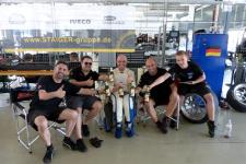 Rennen 3 EuroSpeedway - 2014