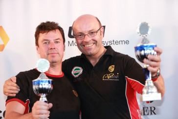 Halbzeitmeister im Porsche Sports Cup