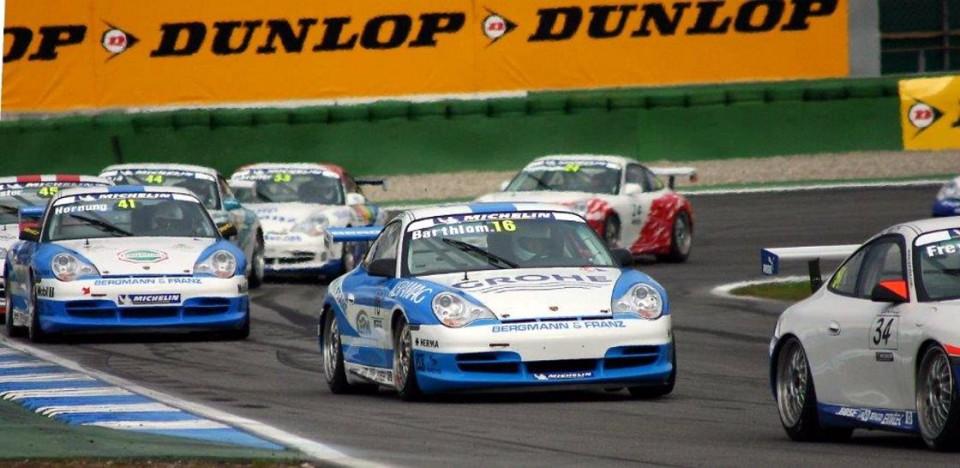 Porsche Carrera Cup 2005 - Hockenheim