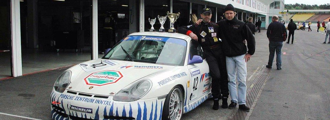 Hornung Motorsport: Porsche GTP Serie