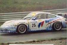 Porsche GTP Serie am A1 Ring (Österreich) - Hornung Motorsport