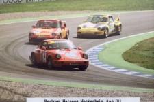 Erster Einsatz in der Porsche GTP Serie - Hornung Motorsport