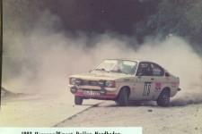 Rallye Nordbaden 1983 - Hornung Motorsport