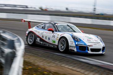 Erste Erfolge mit neuem Porsche
