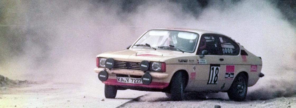 Subslide Rallye - Hornung Motorsport