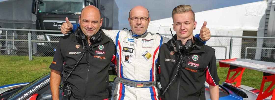 Subslide Unser Team - Hornung Motorsport